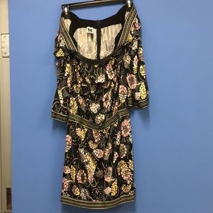 Missoni floral print dress size 4